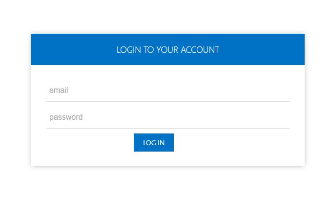 HealthMail Βήμα 2. Κάντε login στον λογαριασμό σας, χρησιμοποιώντας το email σας ως username.