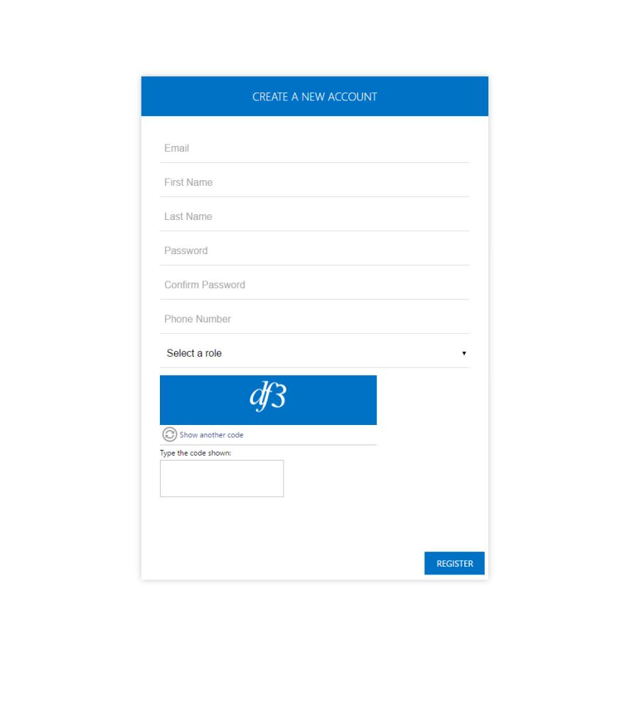 HealthMail Βήμα 1. Δημιουργήστε νέο λογαριασμό